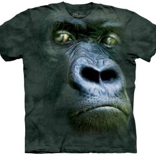 Silverback Gorilla Portrait Shirt