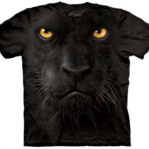 Black Panther Face Shirt