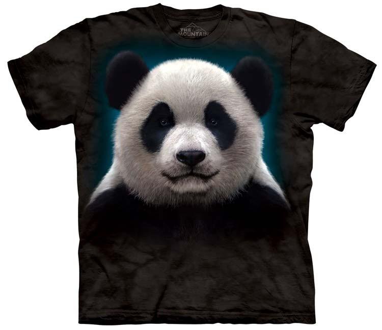 Panda Head Shirt