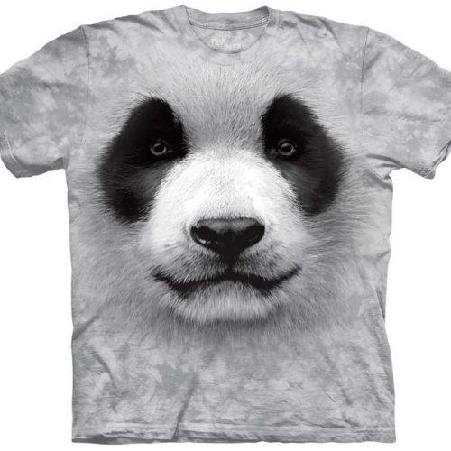 Big Face Panda Shirt