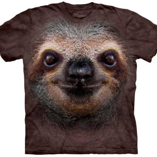 Sloth Face Shirt