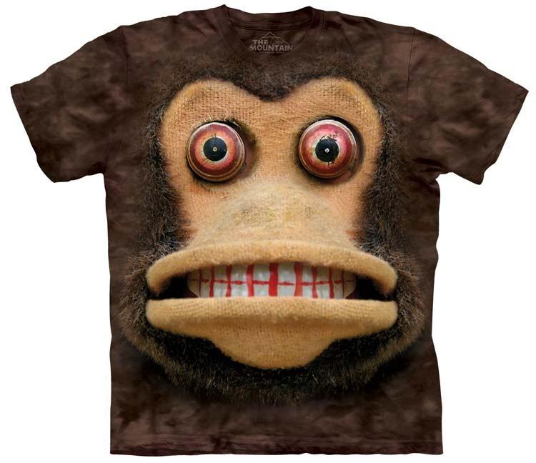 cymbal monkey shirt