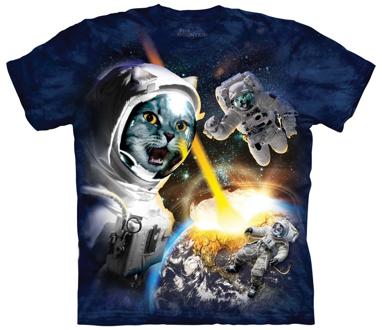 cataclysm cat shirt