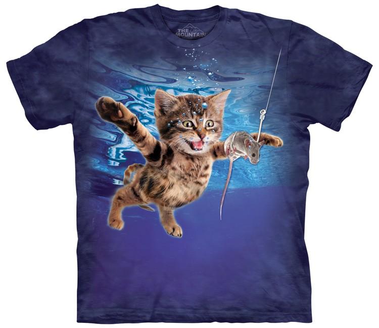 nevermice kitten shirt