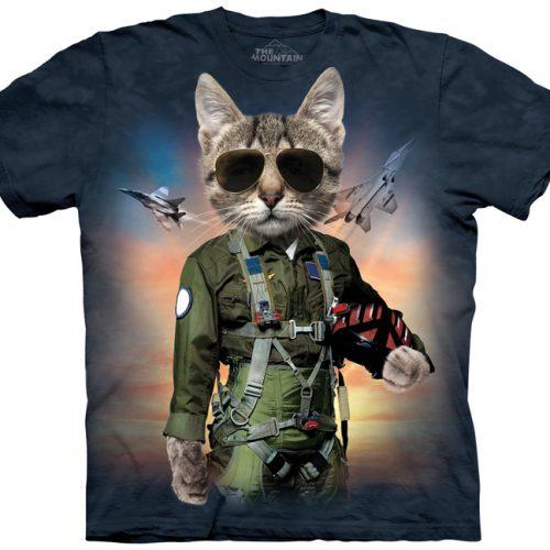 tom cat shirt
