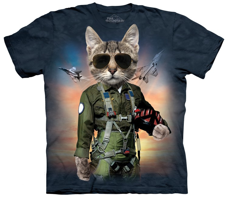 tom cat shirt