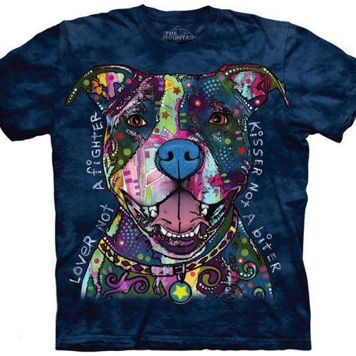 Russo Kisser Dog Shirt