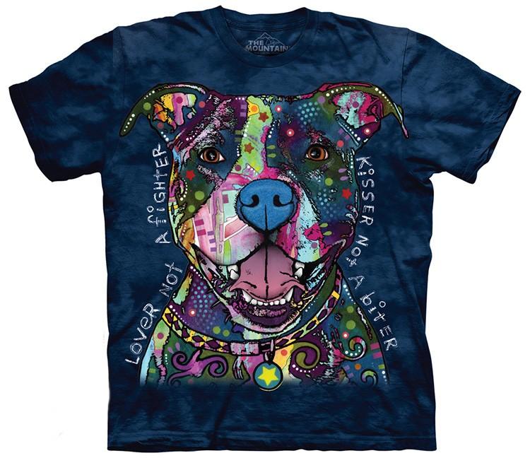 Russo Kisser Dog Shirt