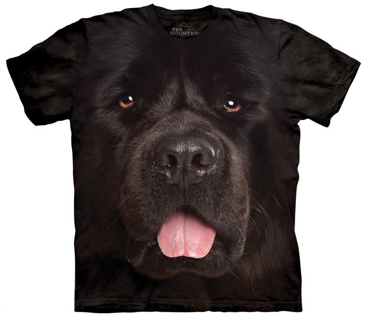 Big Face Newfie Shirt