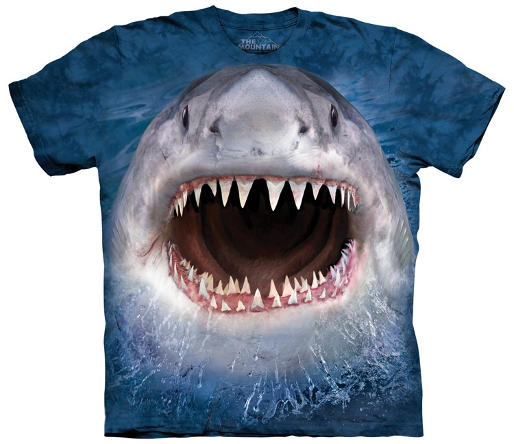 Wicked Nasty Shark Shirt