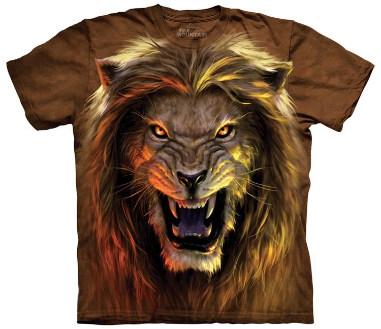 beast lion shirt