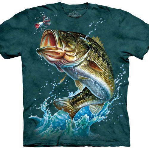 bass fish shirt