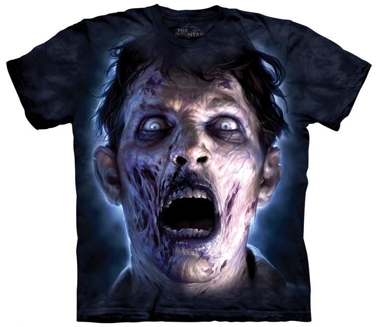 moonlit zombie shirt