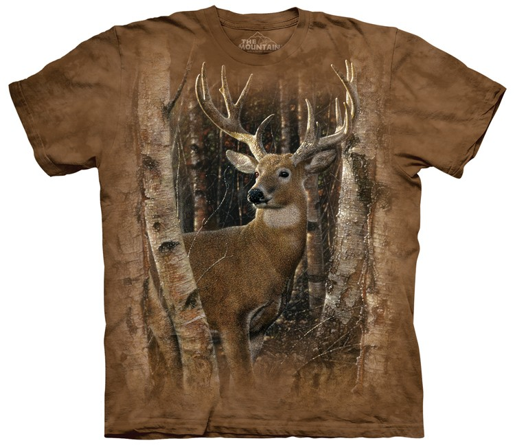 Birchwood Buck Deer Shirt