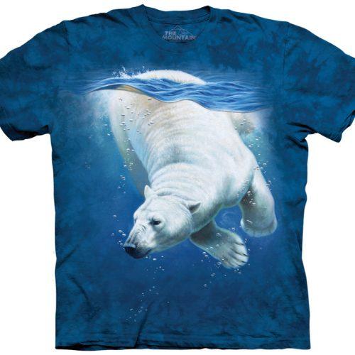 Polar Bear Dive Shirt