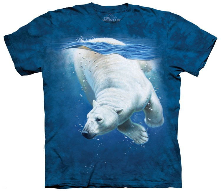 Polar Bear Dive Shirt