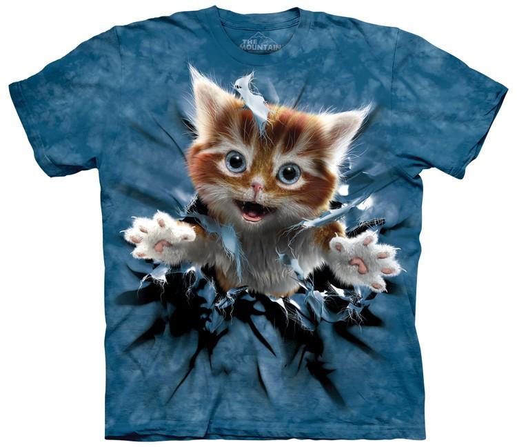 ginger kitten breakthrough shirt