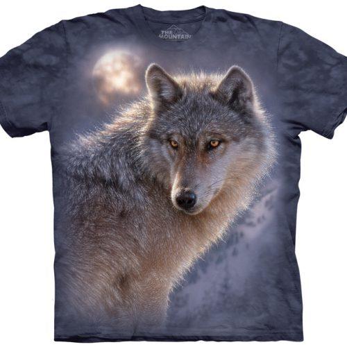 Adventure Wolf Shirt