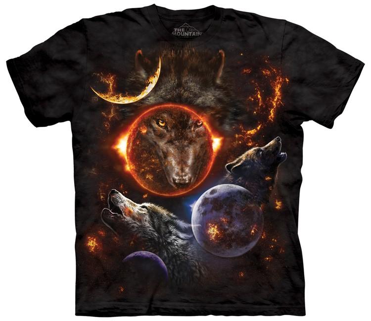 cosmic wolves shirt