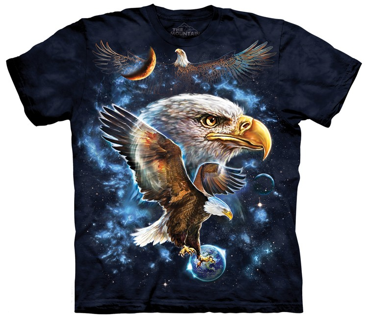 Cosmic Eagle Shirt