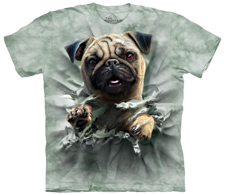 pug breakthru shirt