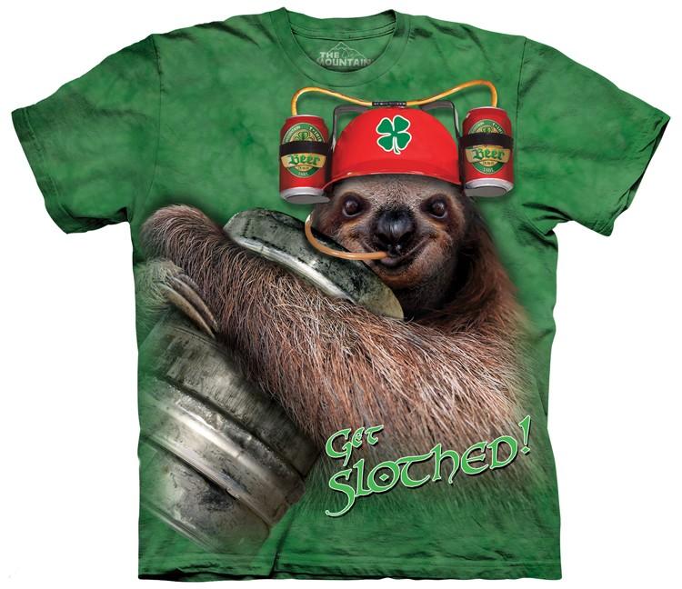 get slothed shirt