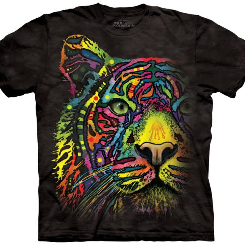Rainbow Tiger Shirt