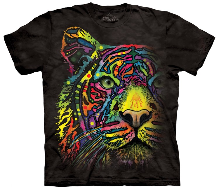 Rainbow Tiger Shirt