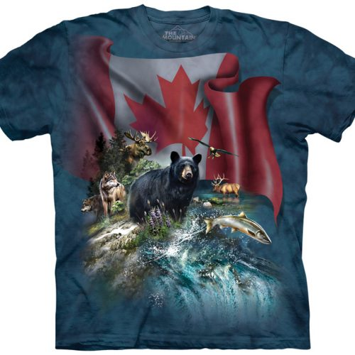 Canada the Beautiful Shirt