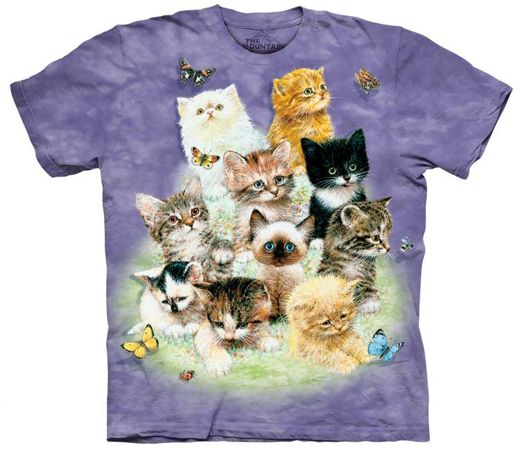 10 Kitten Shirt