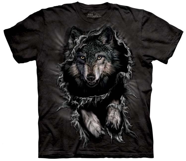 Breakthrough Wolf Shirt