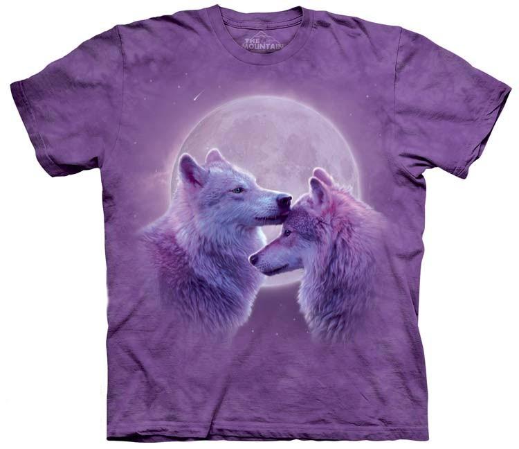 loving wolves shirt