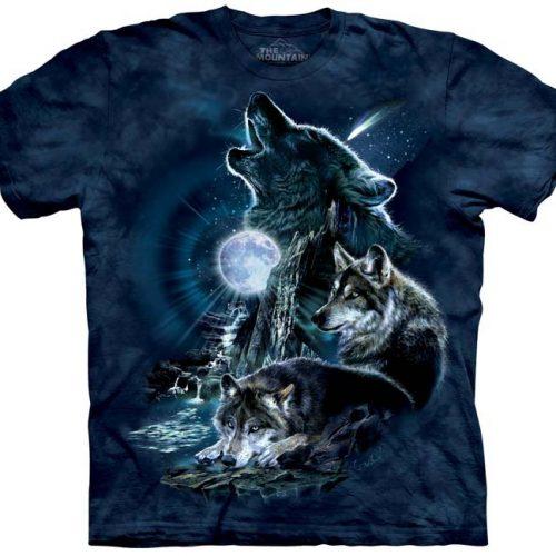 bark at the moon shirt