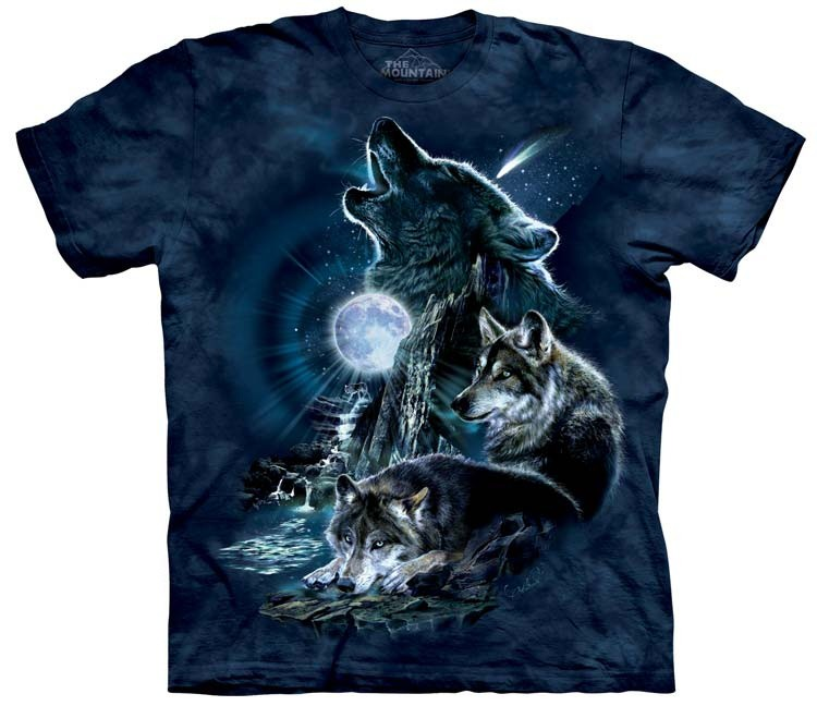 bark at the moon shirt