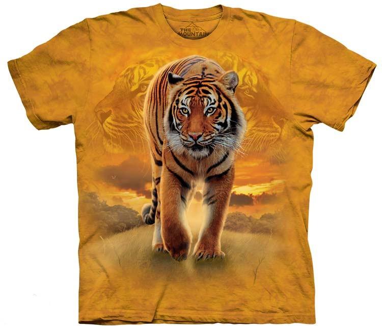 Rising Sun Tiger Shirt