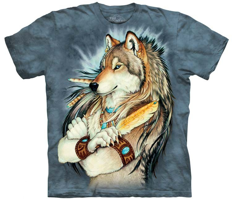 Golden Feather Shirt
