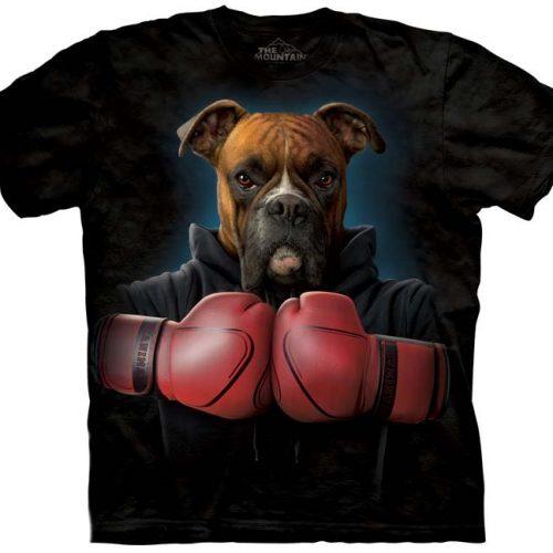 boxer rocky shirt