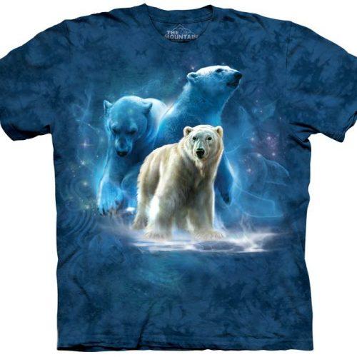 Polar Bear Collage Shirt