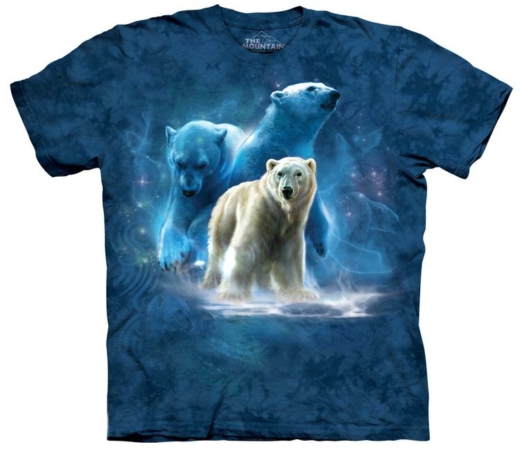 Polar Bear Collage Shirt