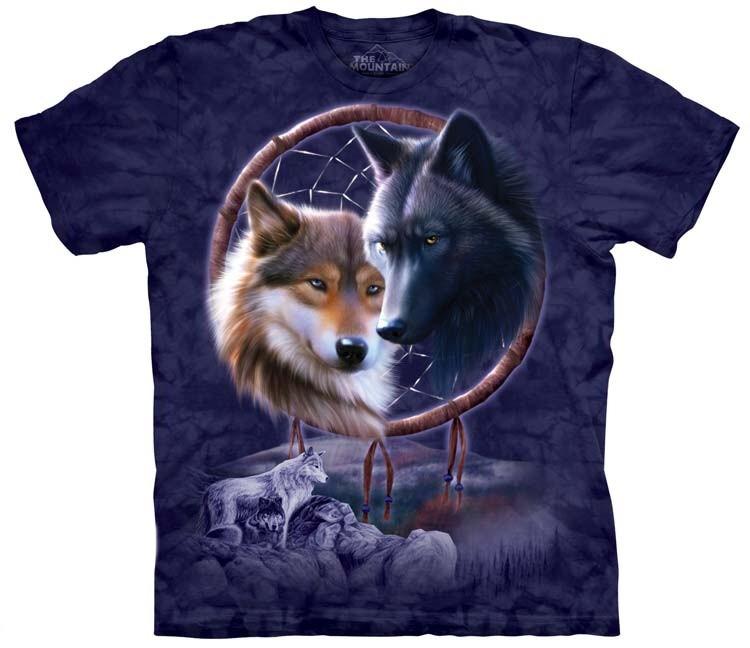 Dreamcatcher Wolves Shirt