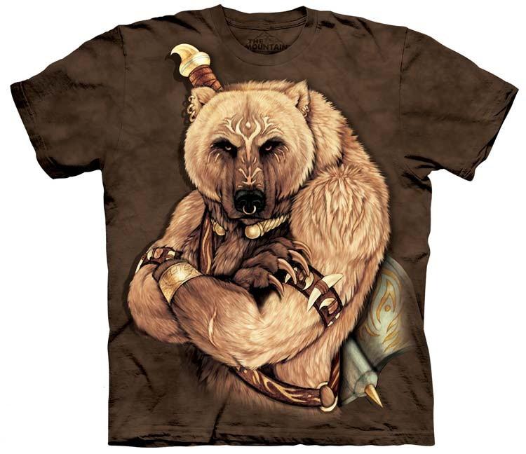 Tribal Bear Shirt