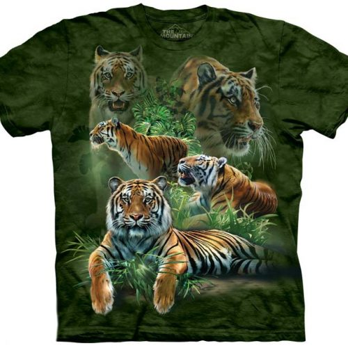 Jungle Tiger Shirt