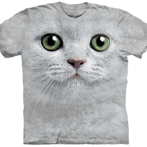 Green Eyes Cat Shirt