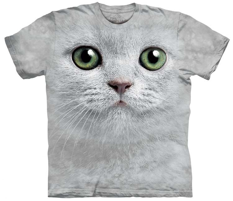 Green Eyes Cat Shirt