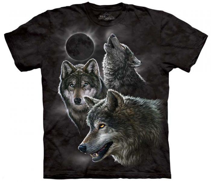 eclipse wolves shirt