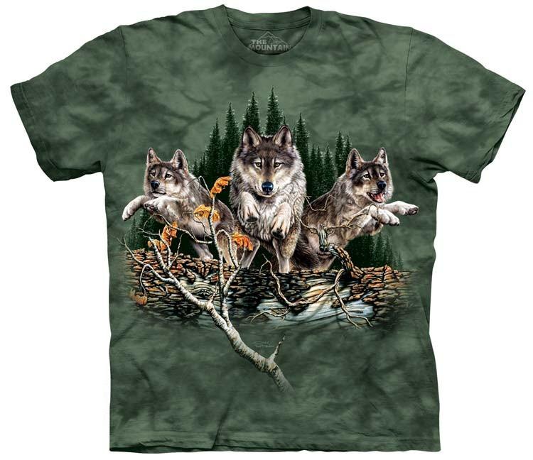 Find 12 Wolves Shirt