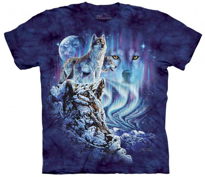 Find 10 Wolves Shirt