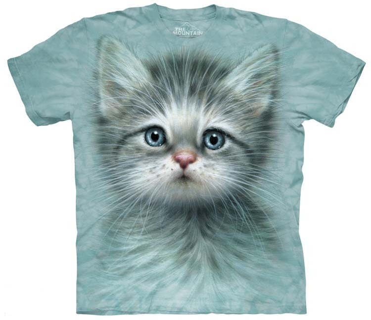 Blue Eyed Kitten Shirt