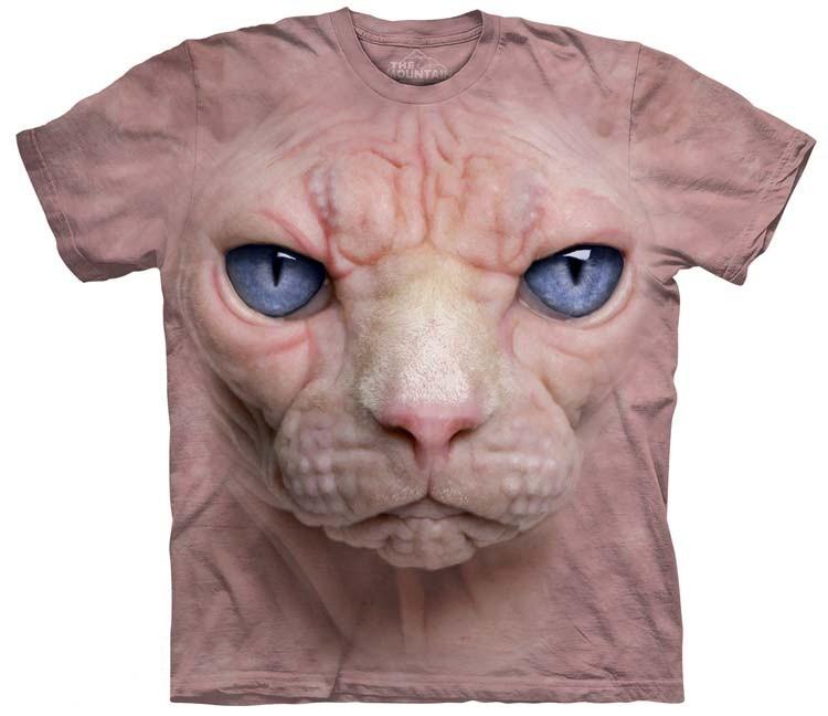hairless cat shirt