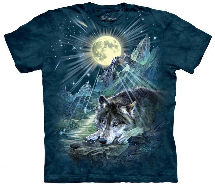 Wolf Night Symphony Shirt